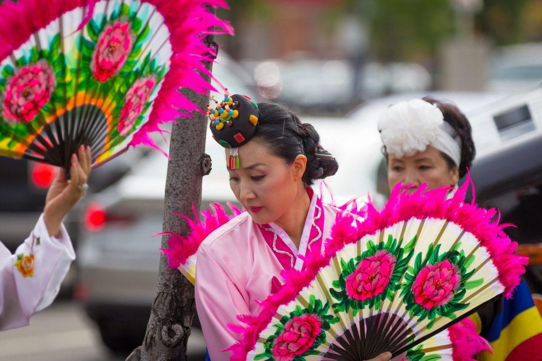 A. Korean Arts Club Dance