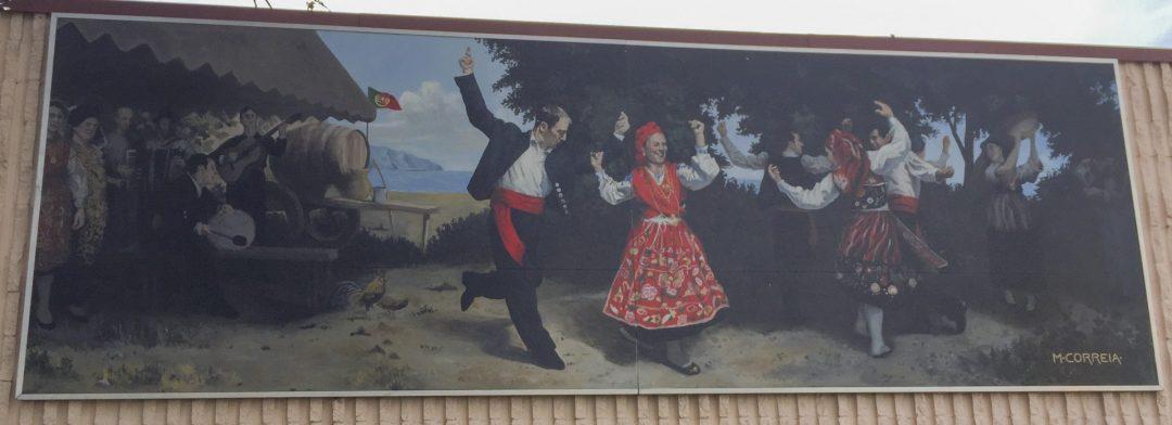 A. Dance in the Minho Mural