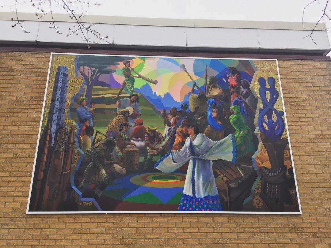 A. Celebration Mural