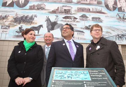 A. Mayor Nenshi International Avenue