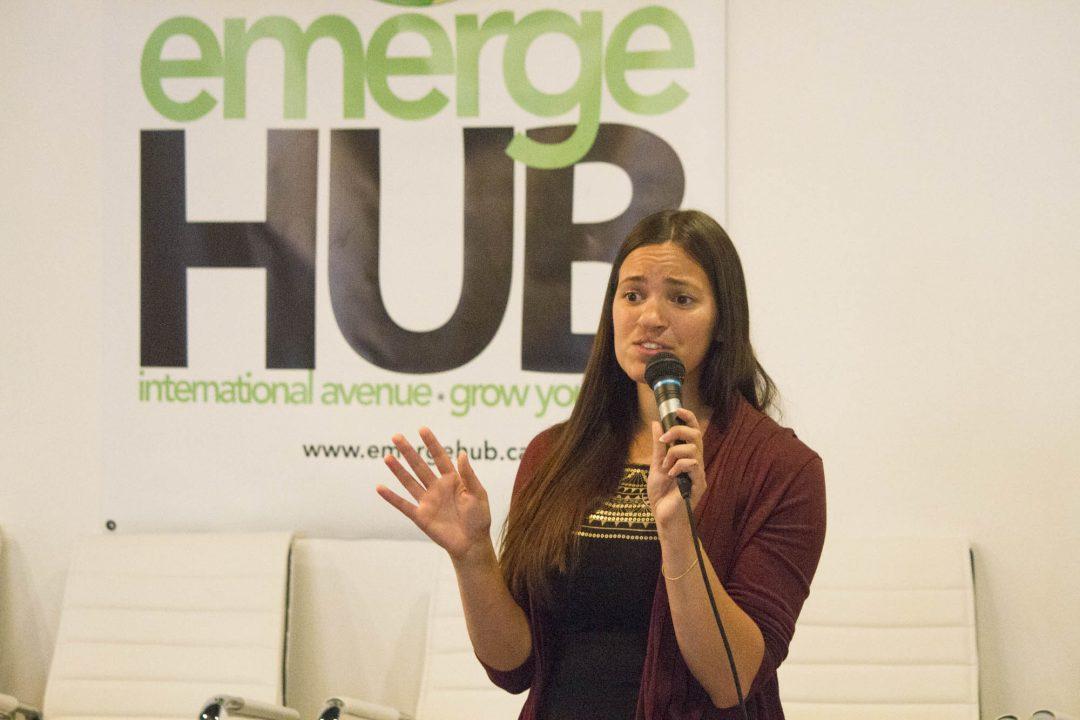 A. emergeHUB Workshops