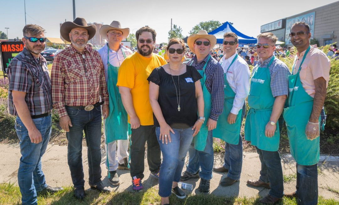 A. Best of the East Stampede Breakfast Group