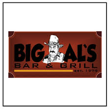 A. Big Al's Bar and Grill Logo