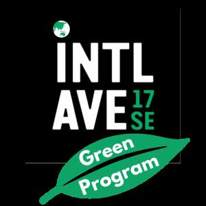 A. International Avenue Green Program Logo