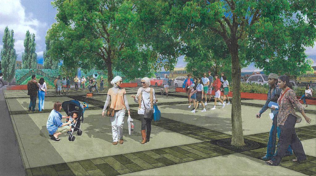 A. Unity Park Concept (People)