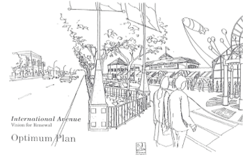 International Avenue Vision for Renewal Concept (1995)